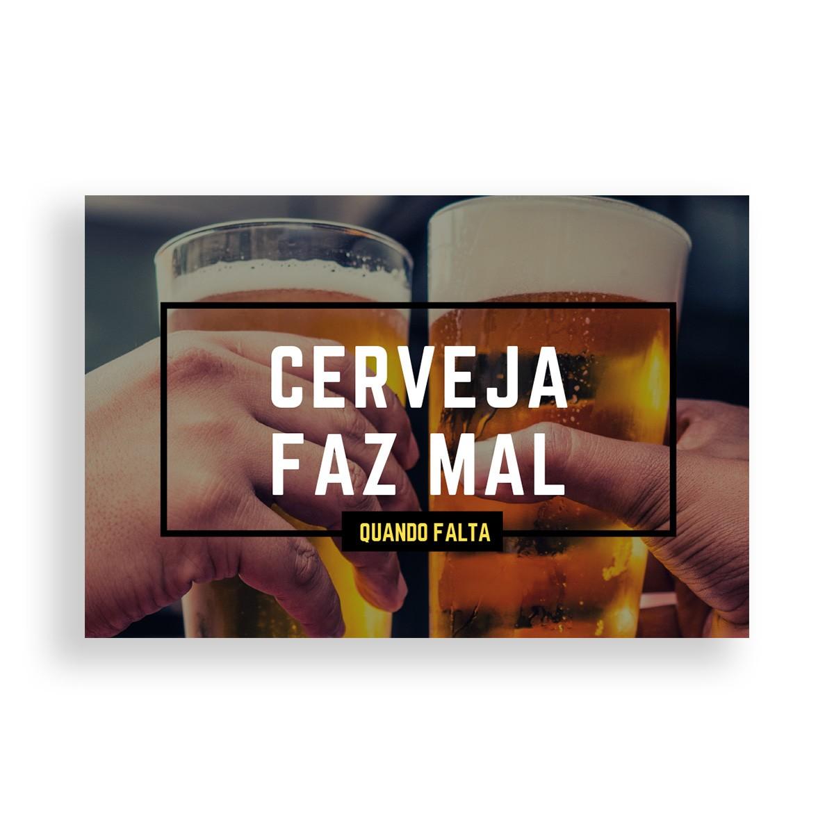Cartão Presente personalizável modelo 4  - RS BEER - Cervejas Gaúchas