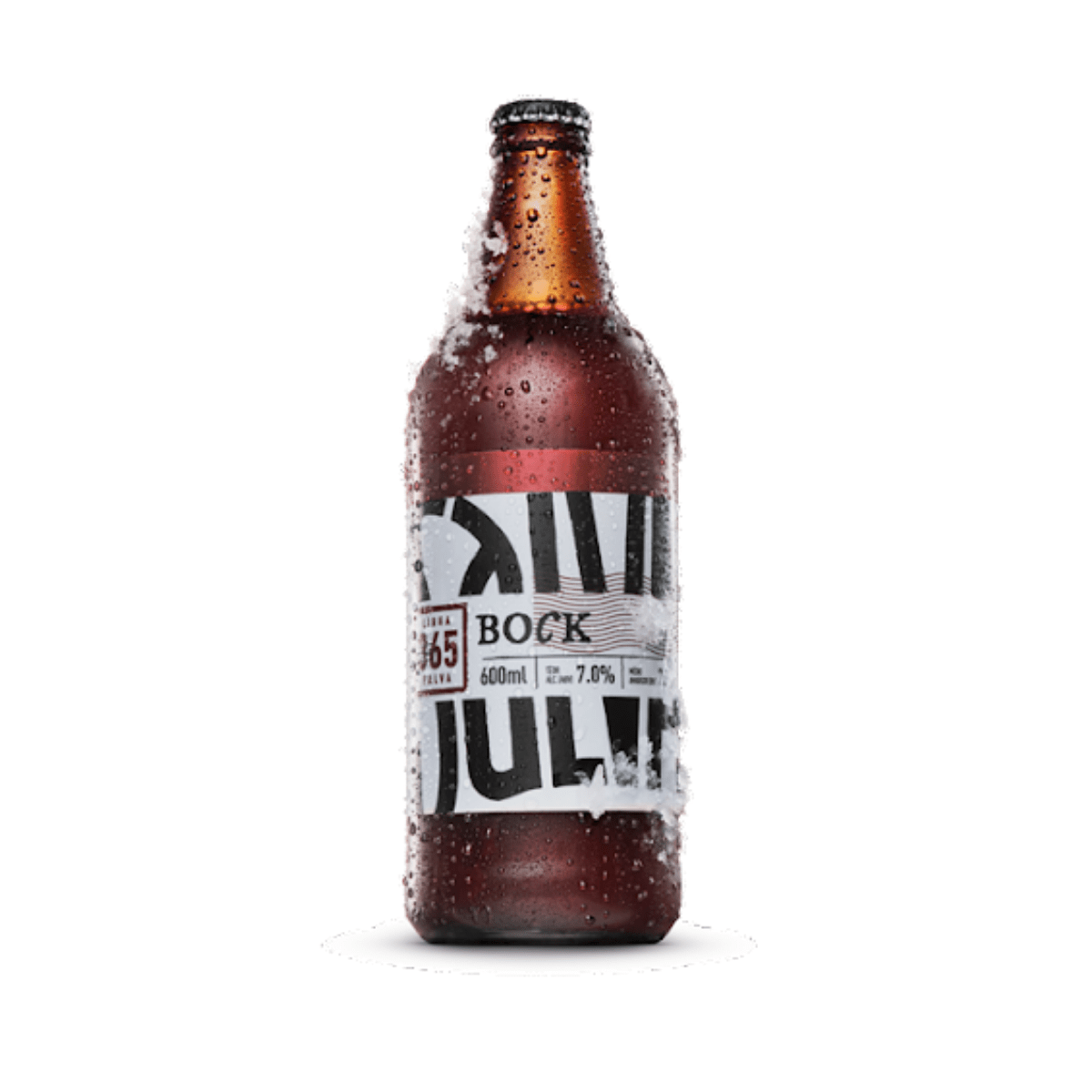 Cerveja Salva Bock 600ml