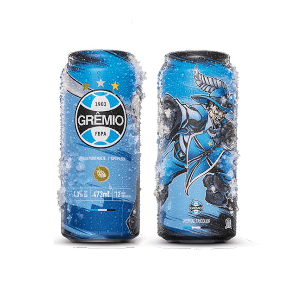 Cerveja Salva Grêmio Pilsen 473ml lata