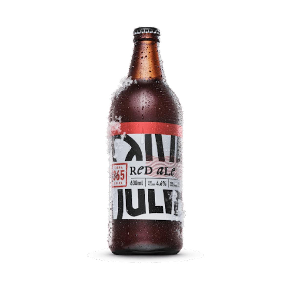 Cerveja Salva Red Ale 600ml