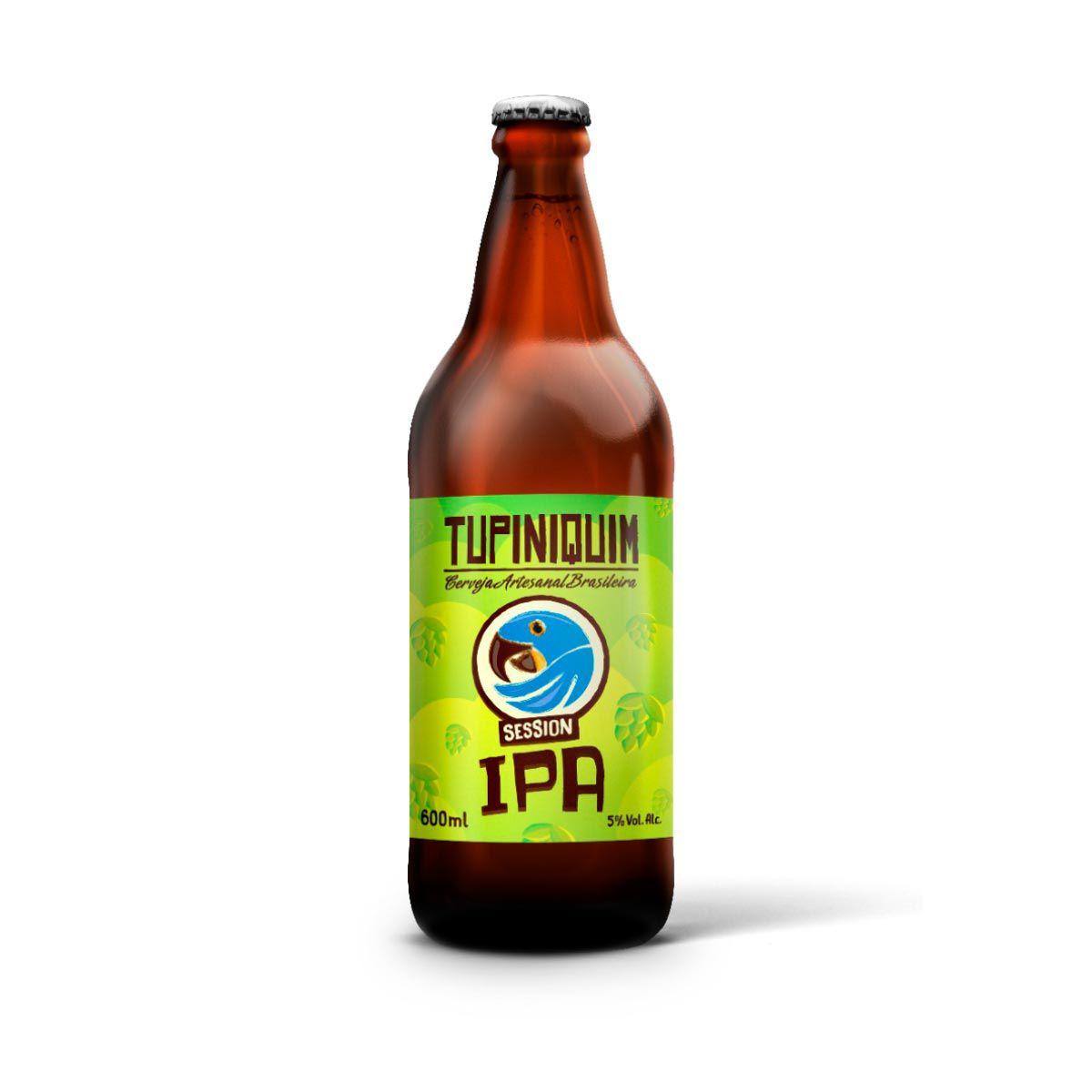 Tupiniquim Session IPA 600ml