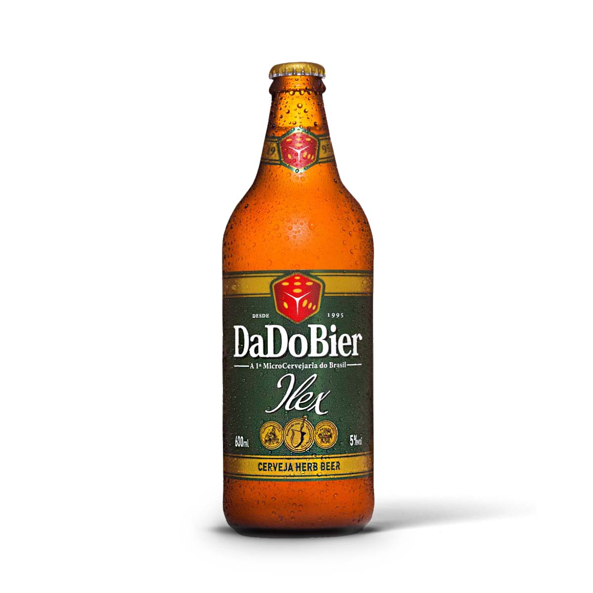 Dado Bier Ilex Herb Beer 600ml