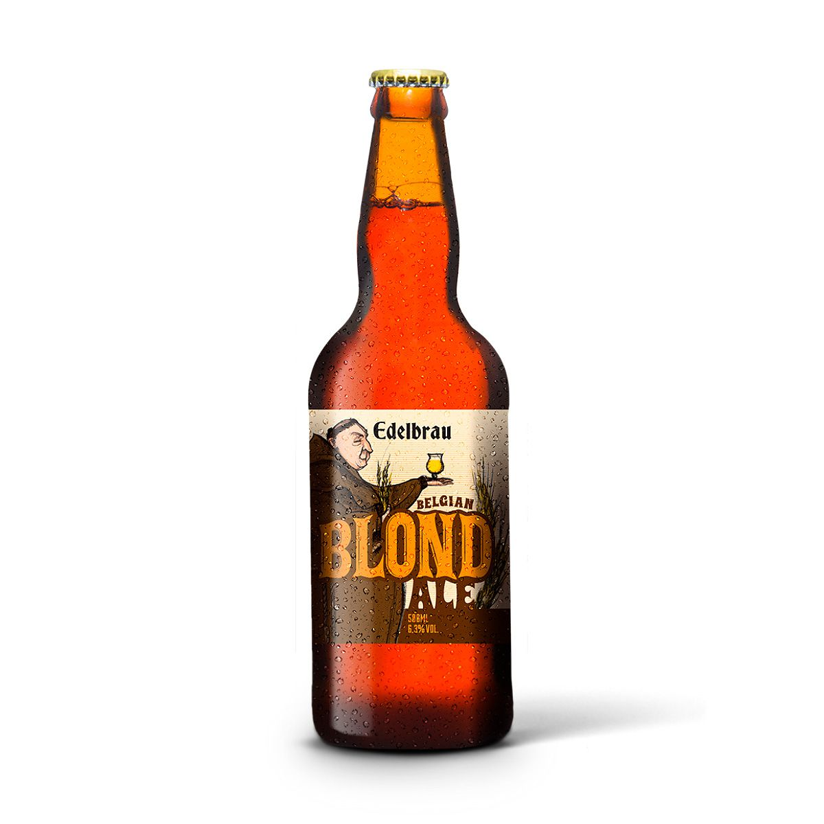 Edelbrau Blond Ale 500ml