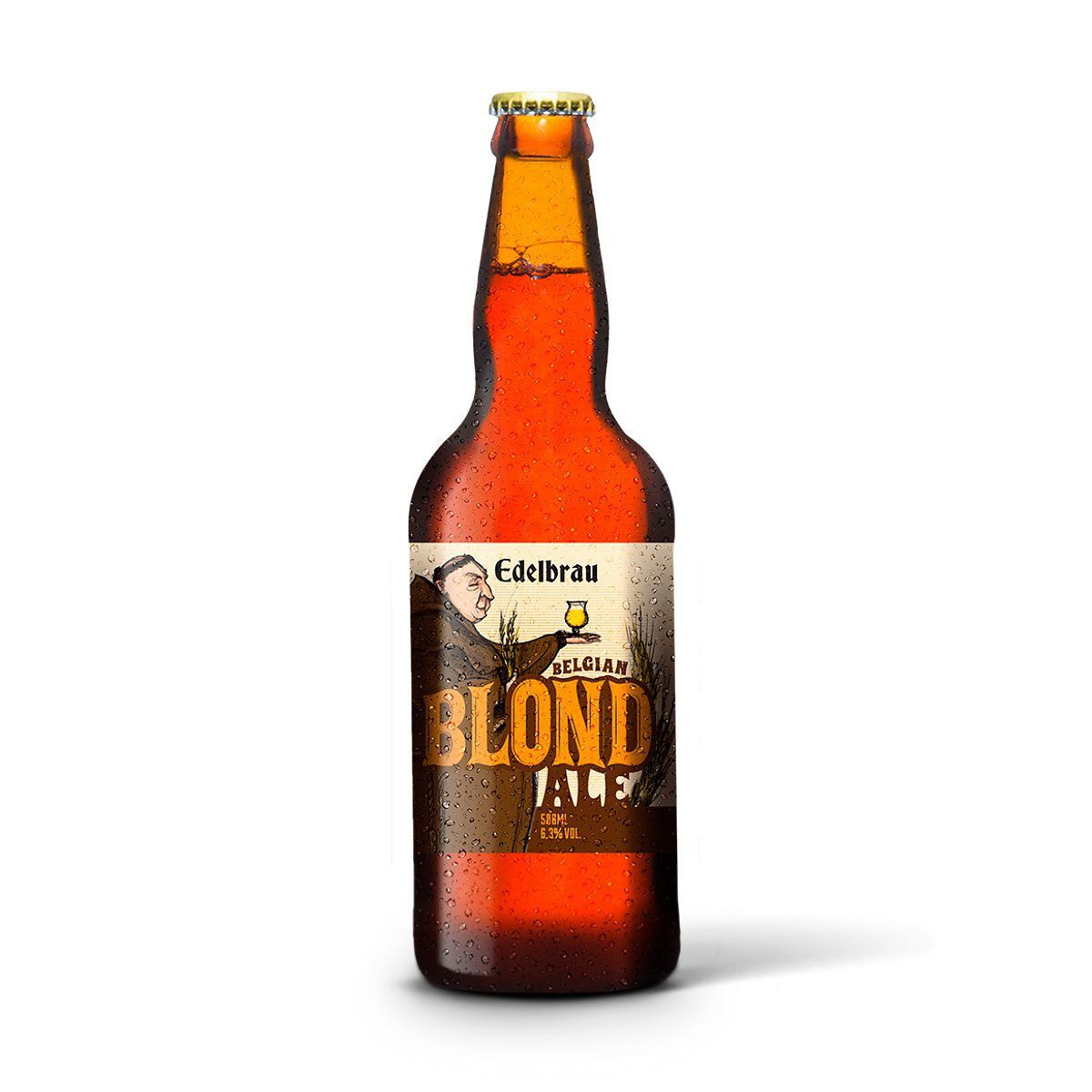 Edelbrau Blond Ale 500ml