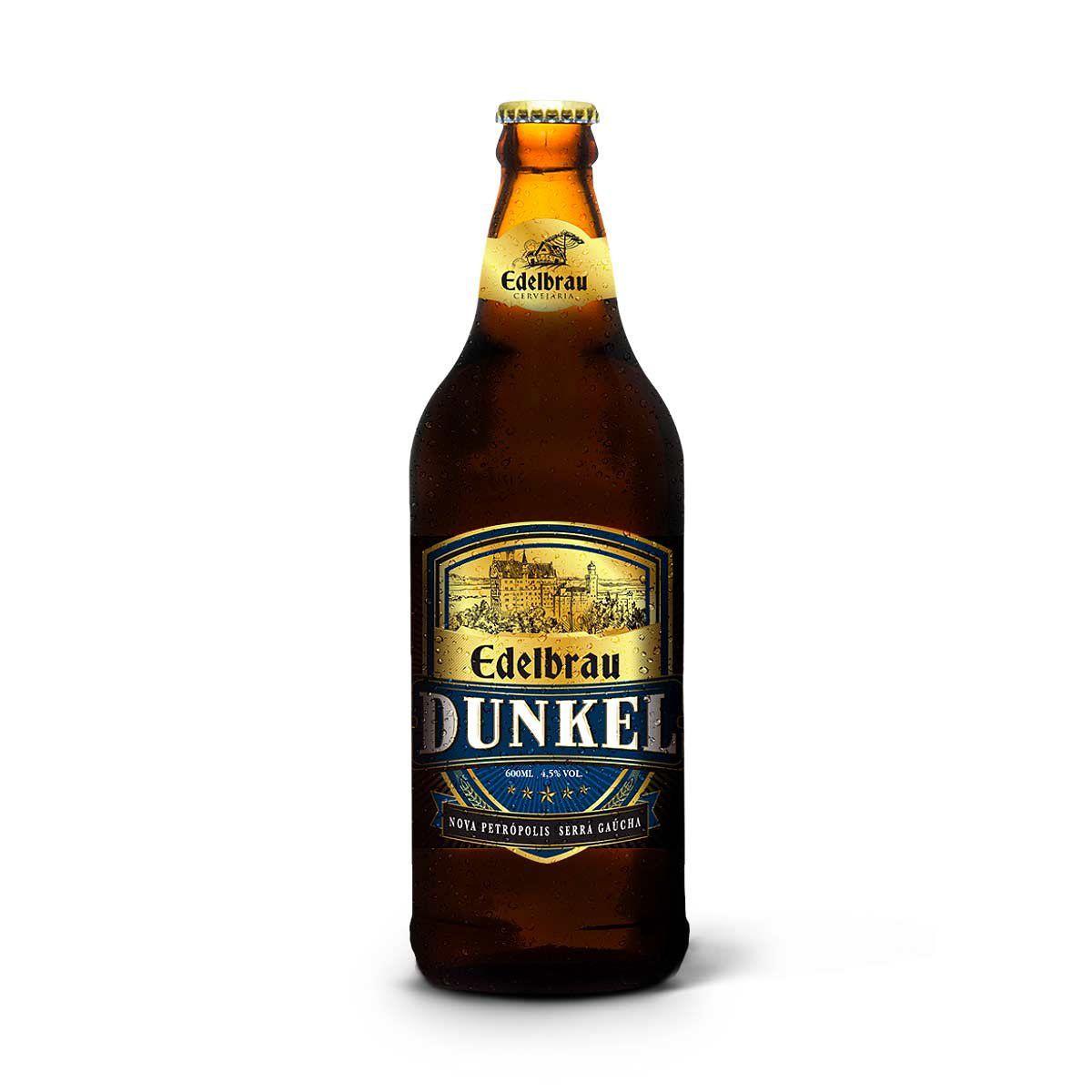 Edelbrau Dunkel 600ml