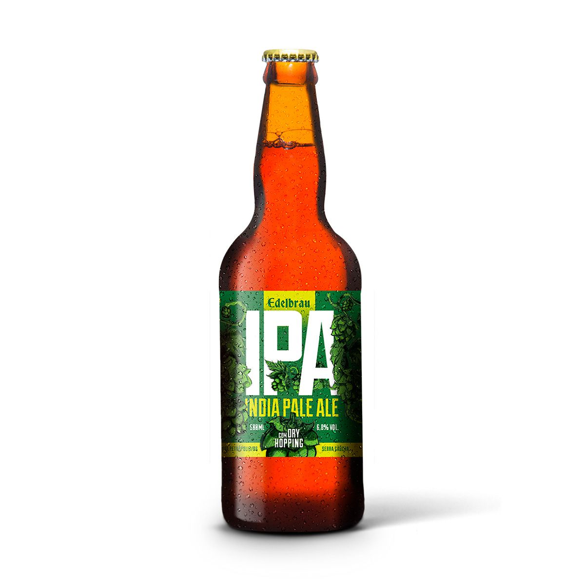 Edelbrau India Pale Ale IPA 500ml