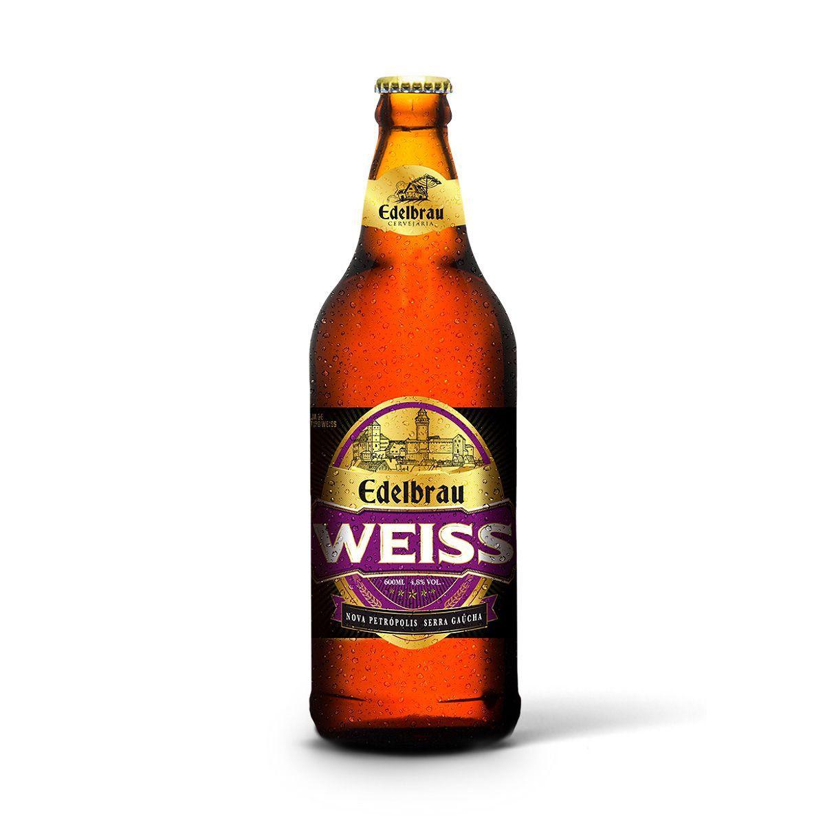 Edelbrau Weiss 600ml