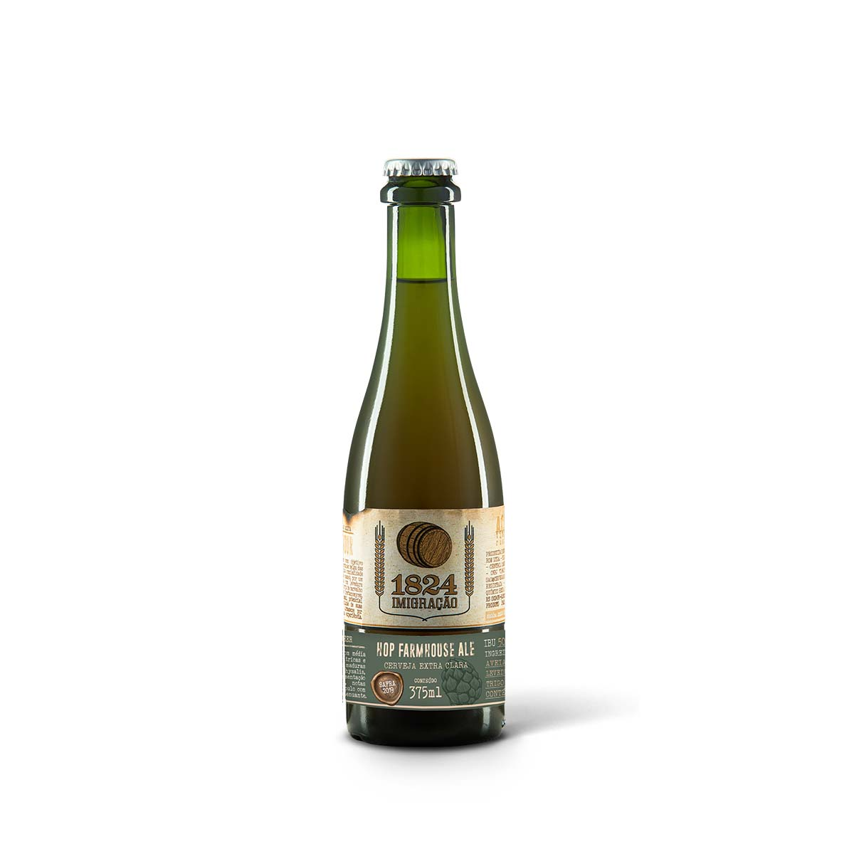 Imigração Sour Farmhouse Ale 375ml