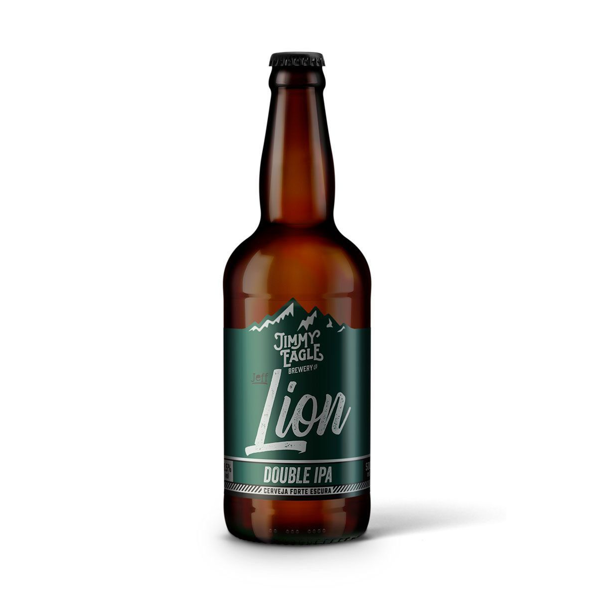 Jimmy Eagle Double IPA Jeff Lion 500ml