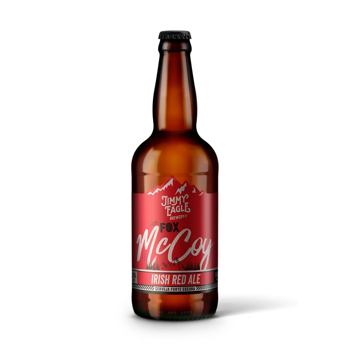 Jimmy Eagle Irish Red Ale Fox Mccoy 500ml