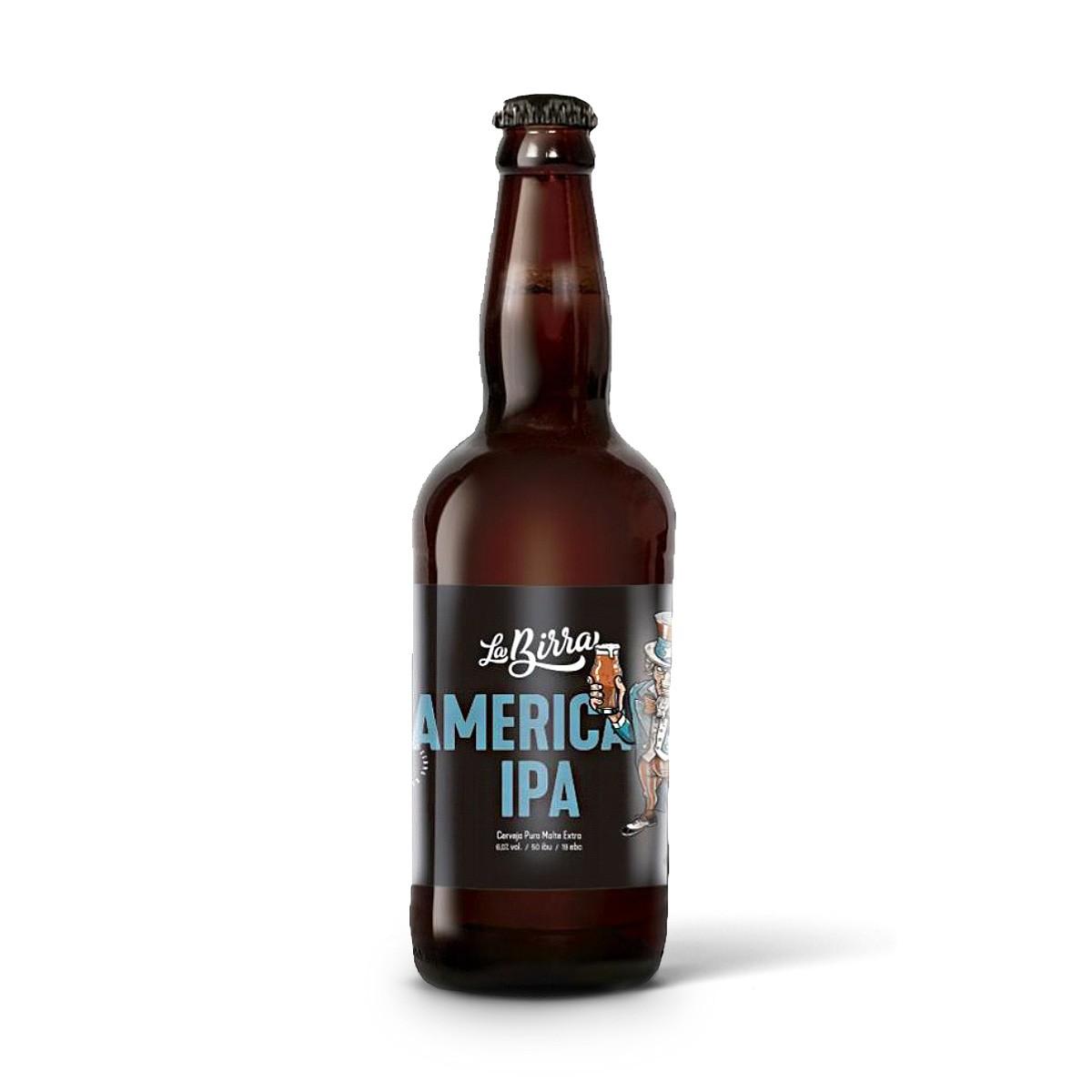 La Birra American IPA 500ml