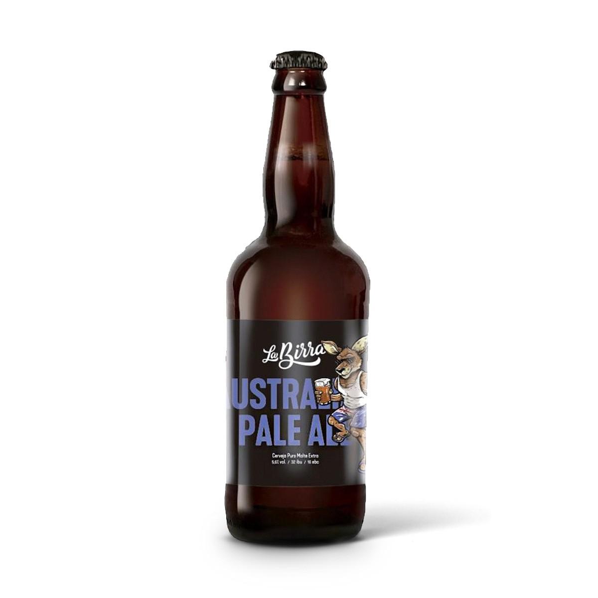 La Birra Australian Pale Ale 500ml
