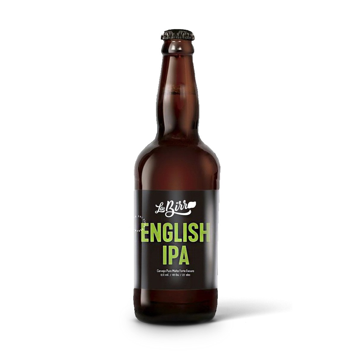 La Birra English IPA 500ml