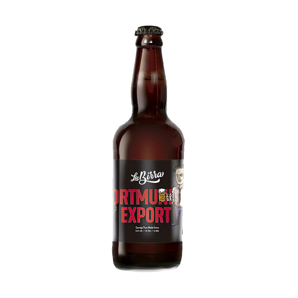 La Birra Export 500ml