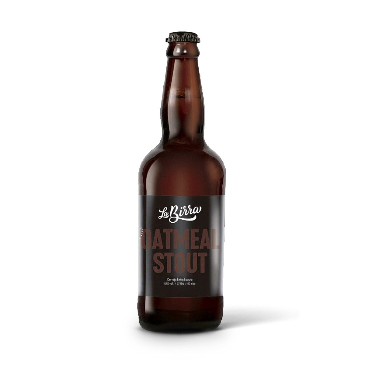 La Birra Oatmeal Stout 500ml
