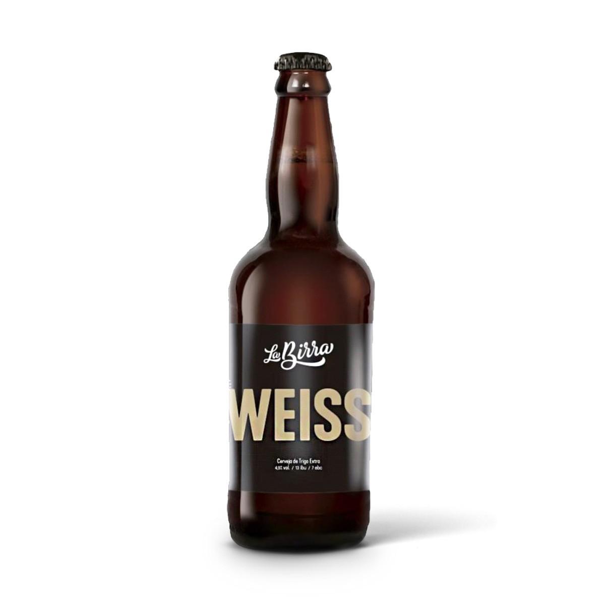 La Birra Weiss 500ml