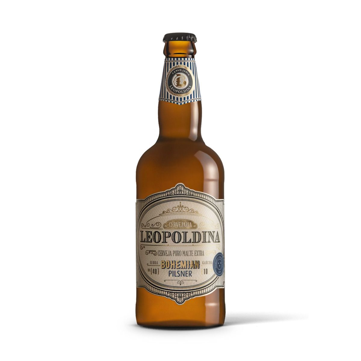 Leopoldina Bohemian Pilsner 500ml