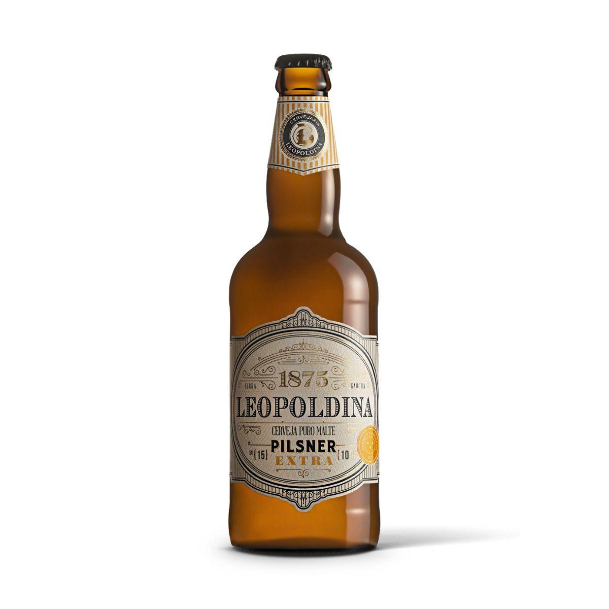 Leopoldina Pilsner Extra 500ml