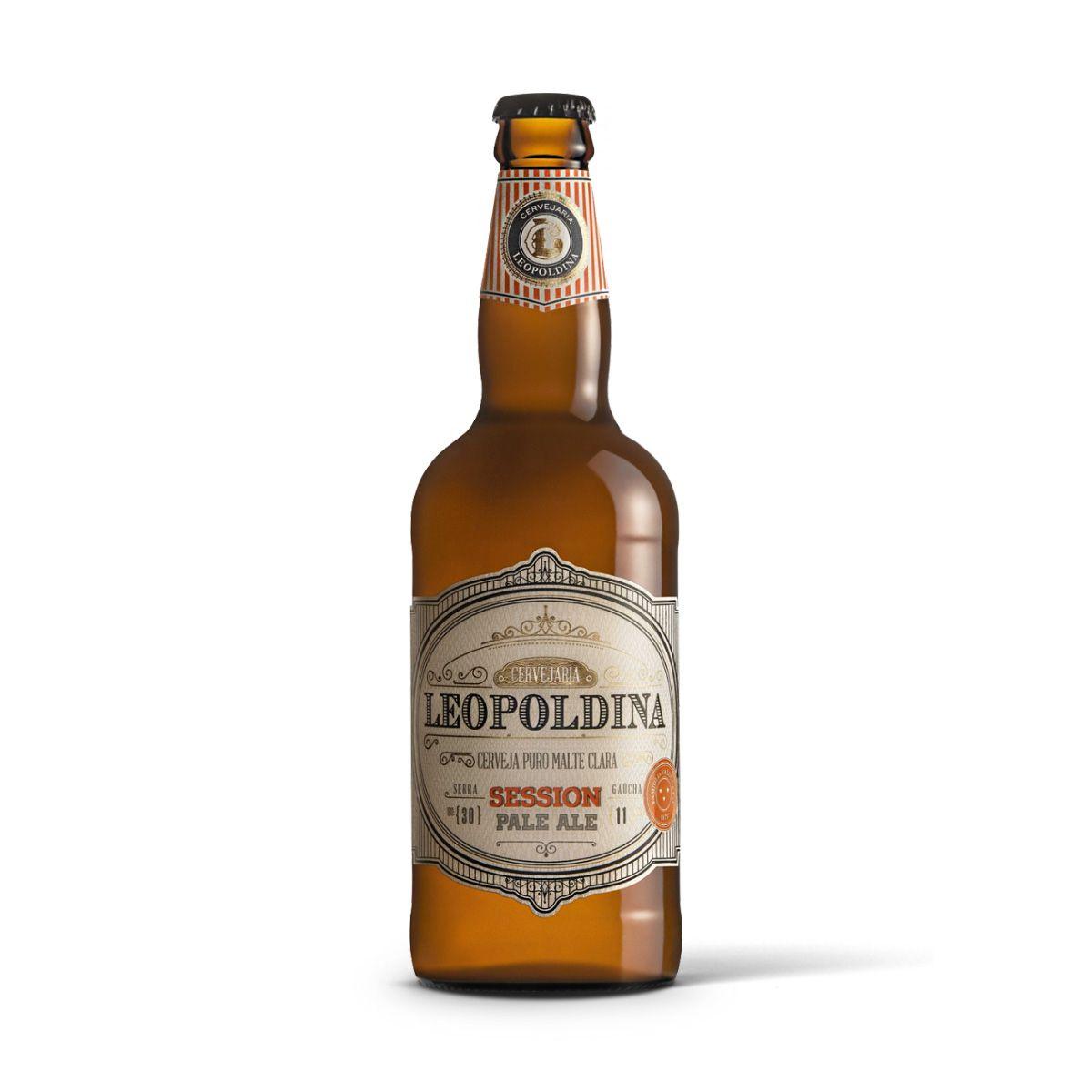 Leopoldina Session Pale Ale 500ml