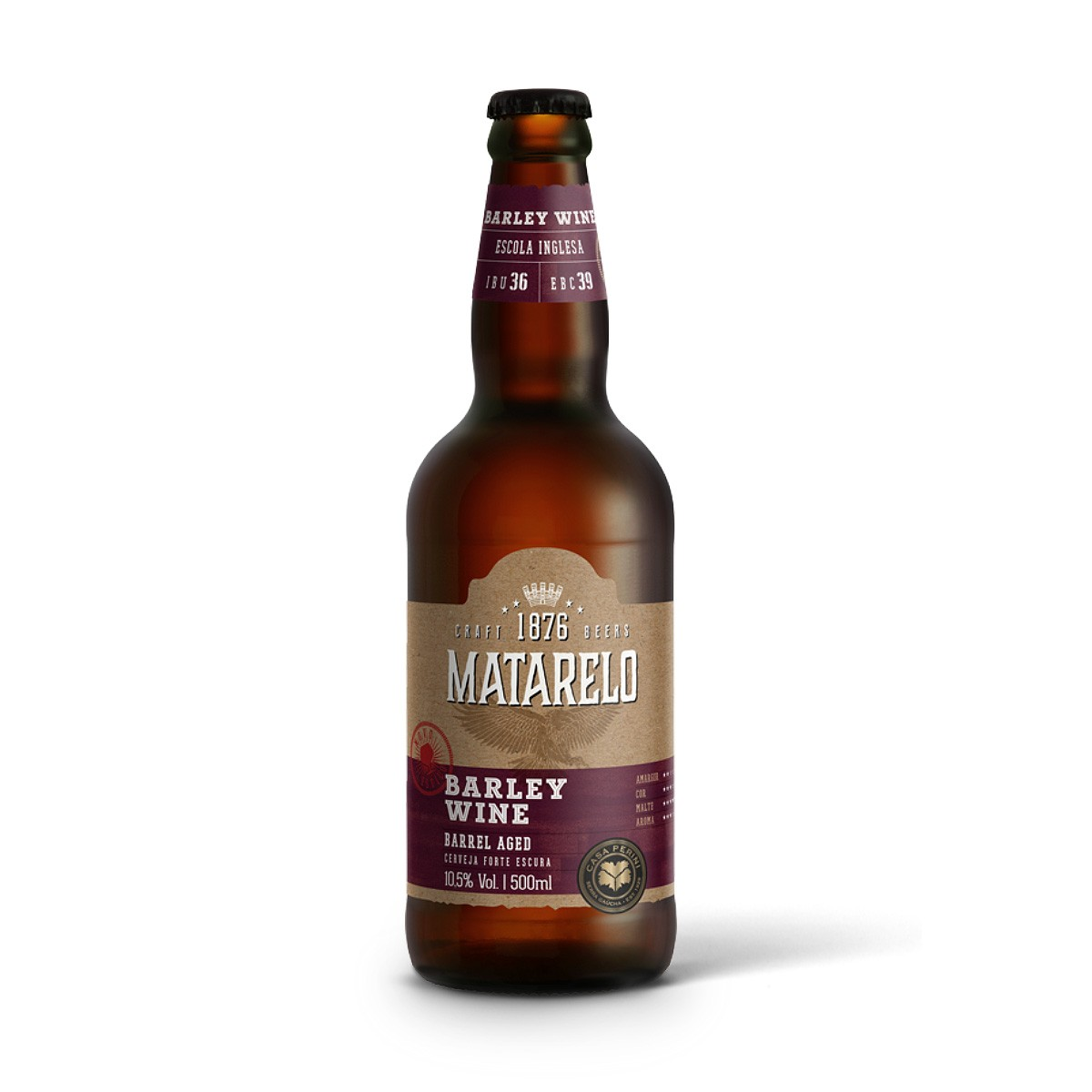 Matarelo Barley Wine 500ml