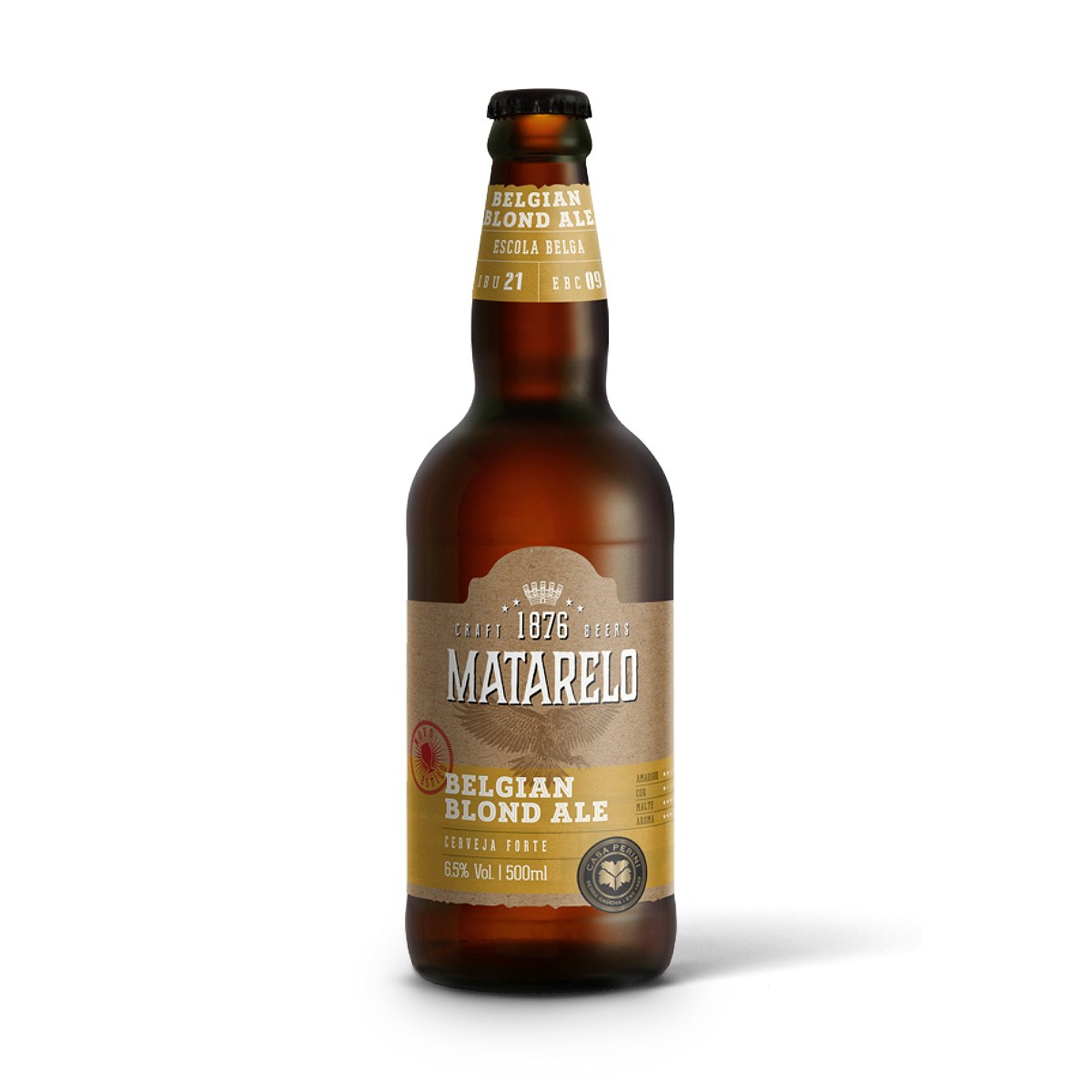 Matarelo Belgian Blond Ale 500ml