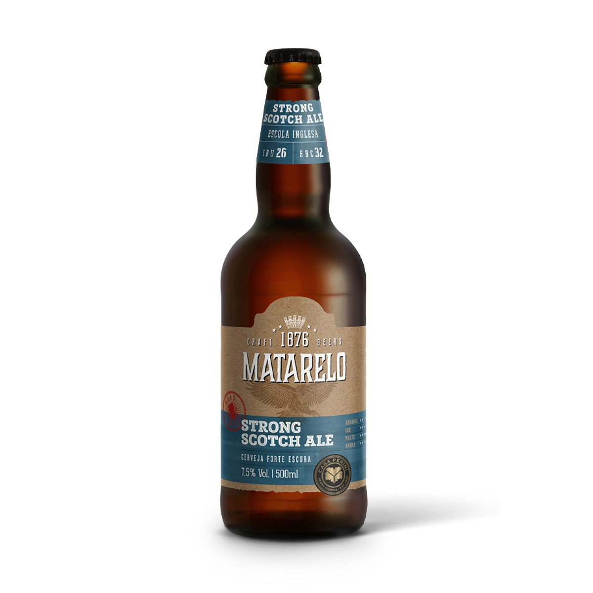 Matarelo Strong Scotch Ale 500ml