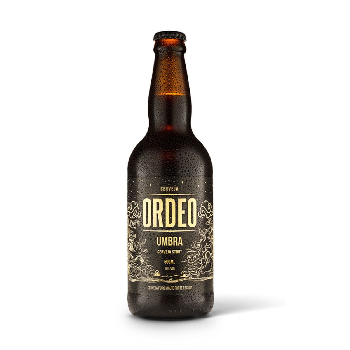 Ordeo Irish Extra Stout Umbra 500ml