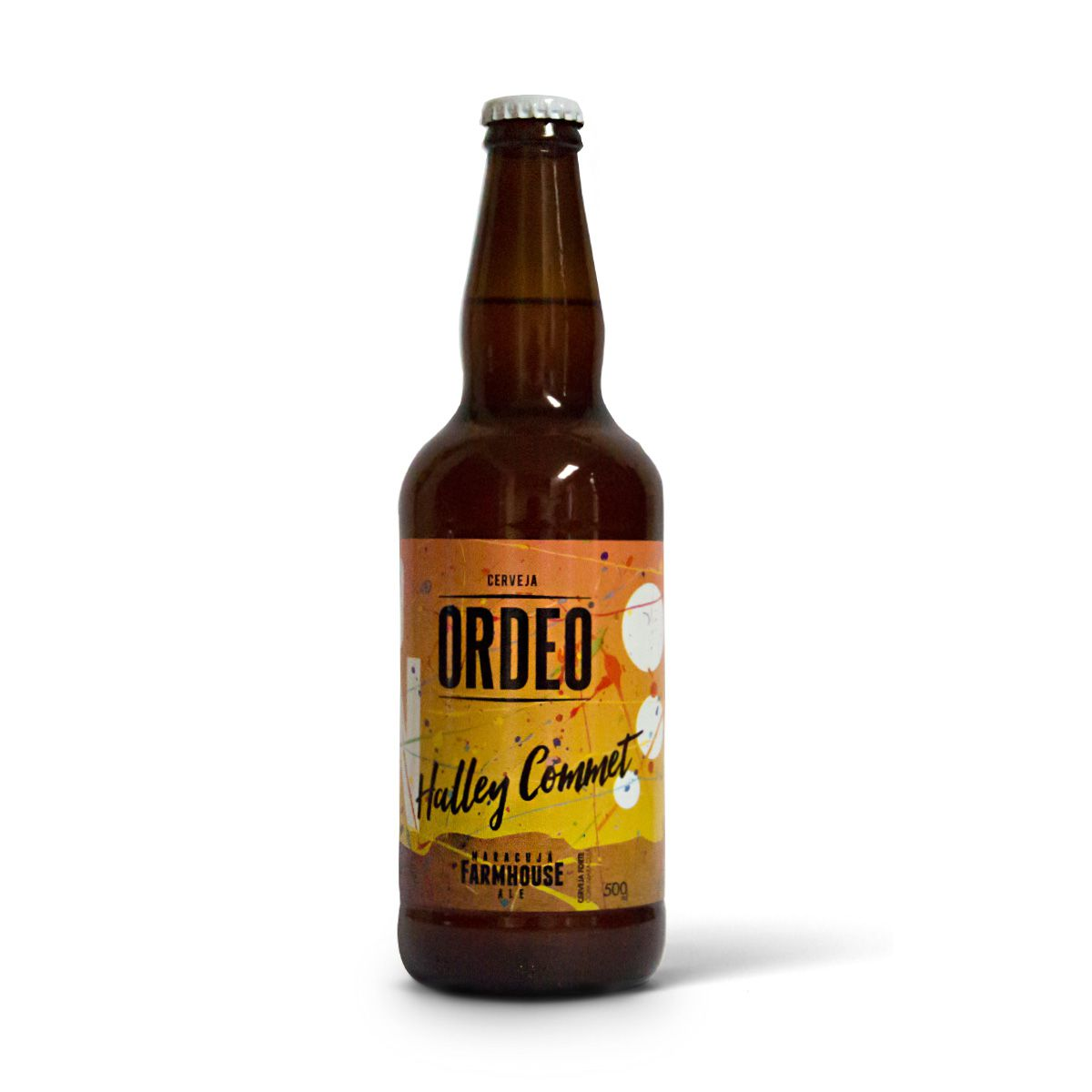 Ordeo Saison Halley Commet 500ml
