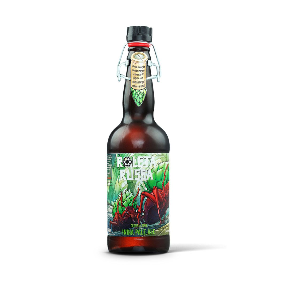 Roleta Russa India Pale Ale IPA 500ml