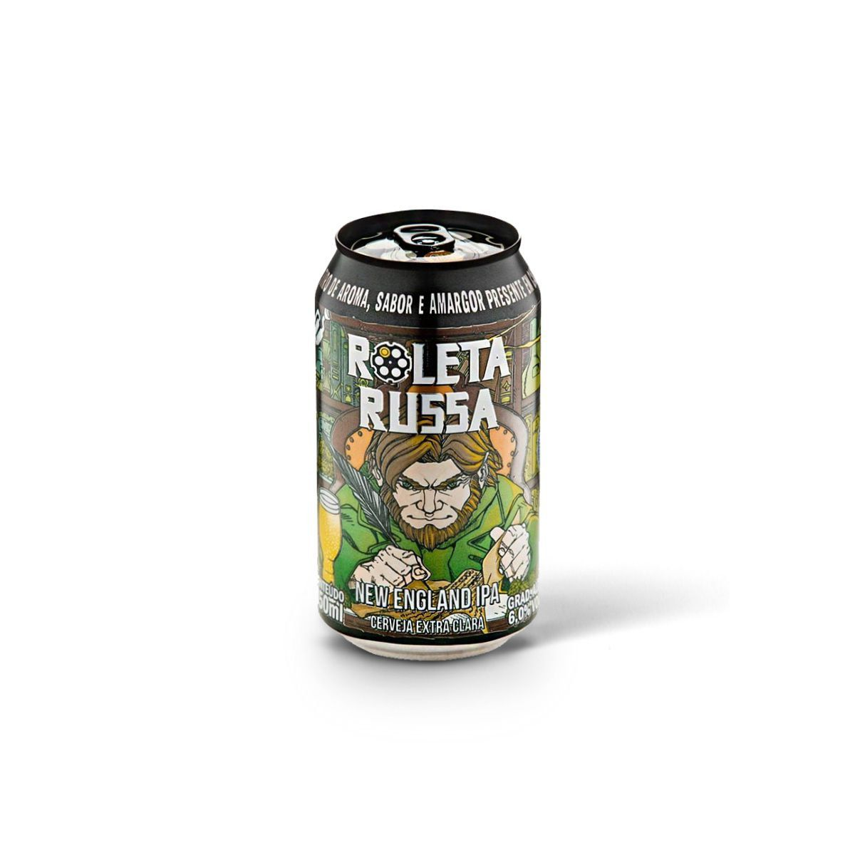 Roleta Russa New England IPA 350ml