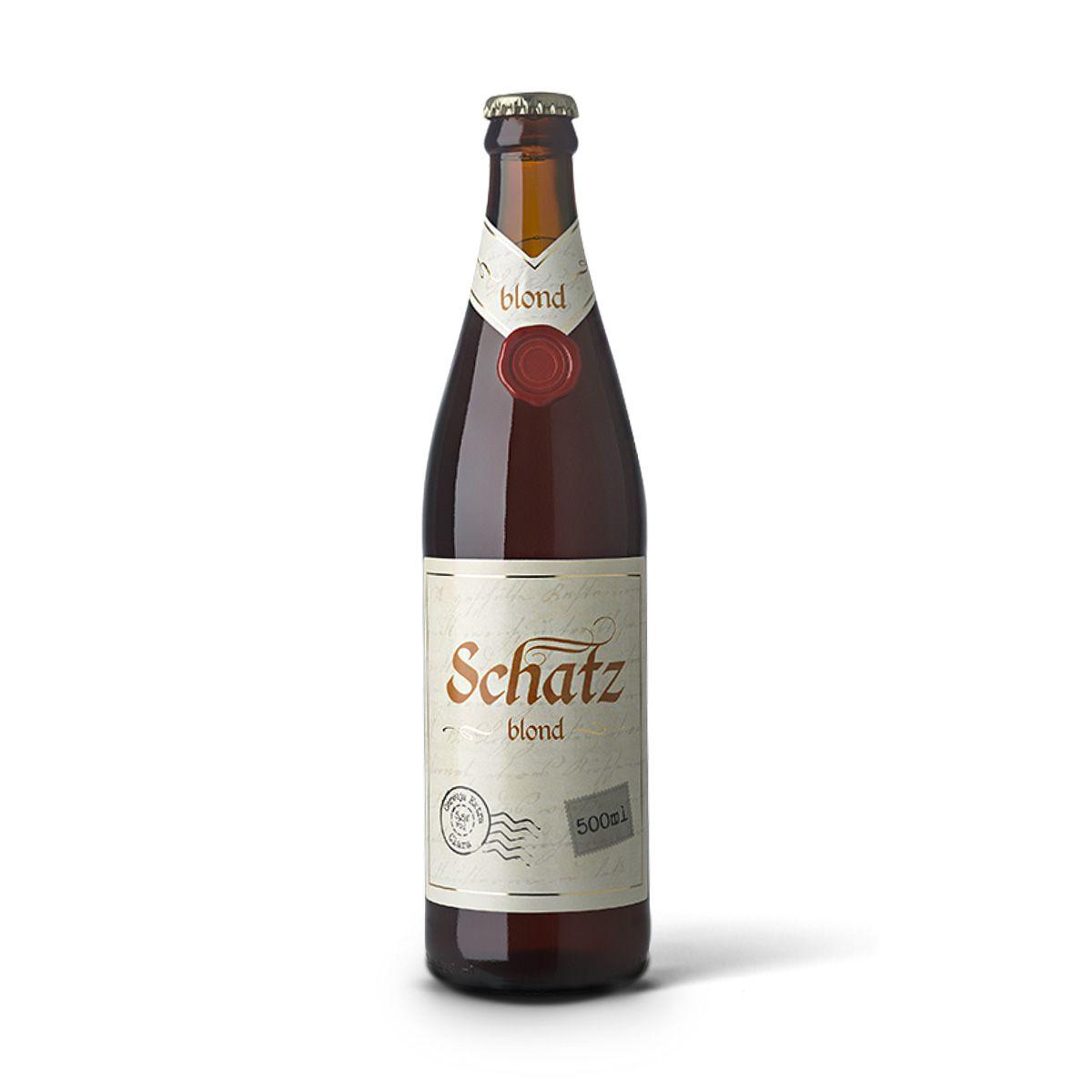 Schatz Blond Ale 500ml