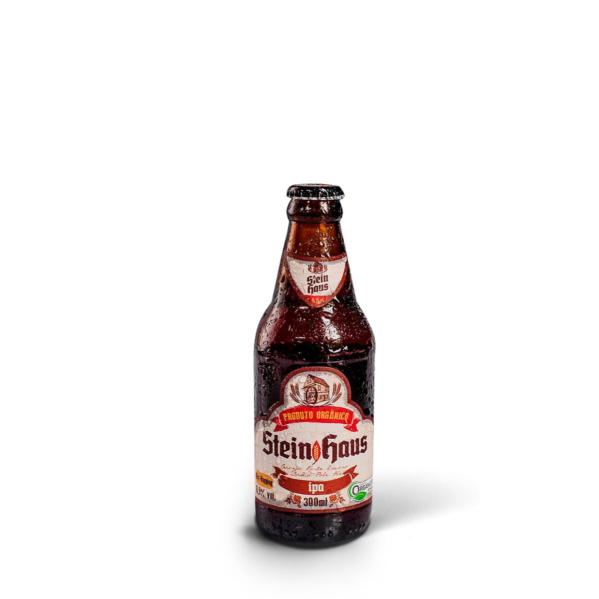SteinHaus Orgânica India Pale Ale IPA 300ml