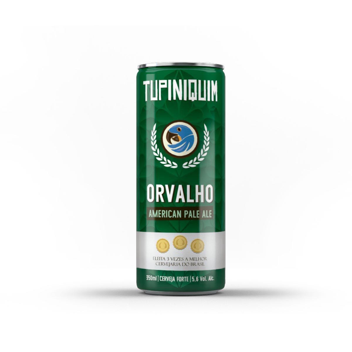 Tupiniquim American Pale Ale Orvalho 350ml