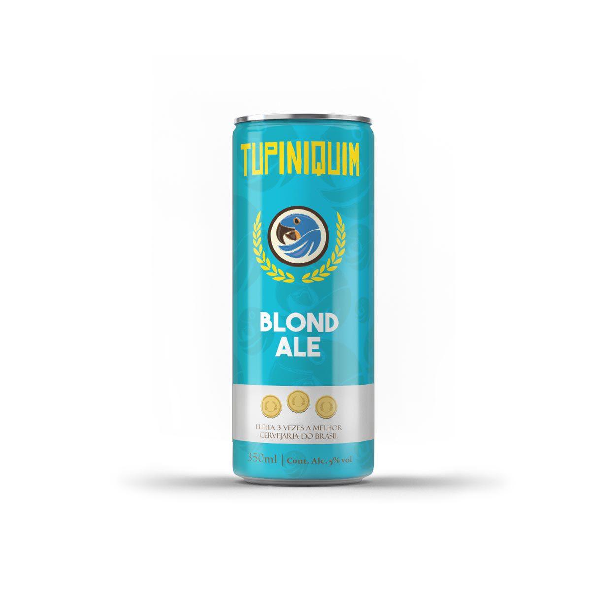 Tupiniquim Blond Ale 350ml