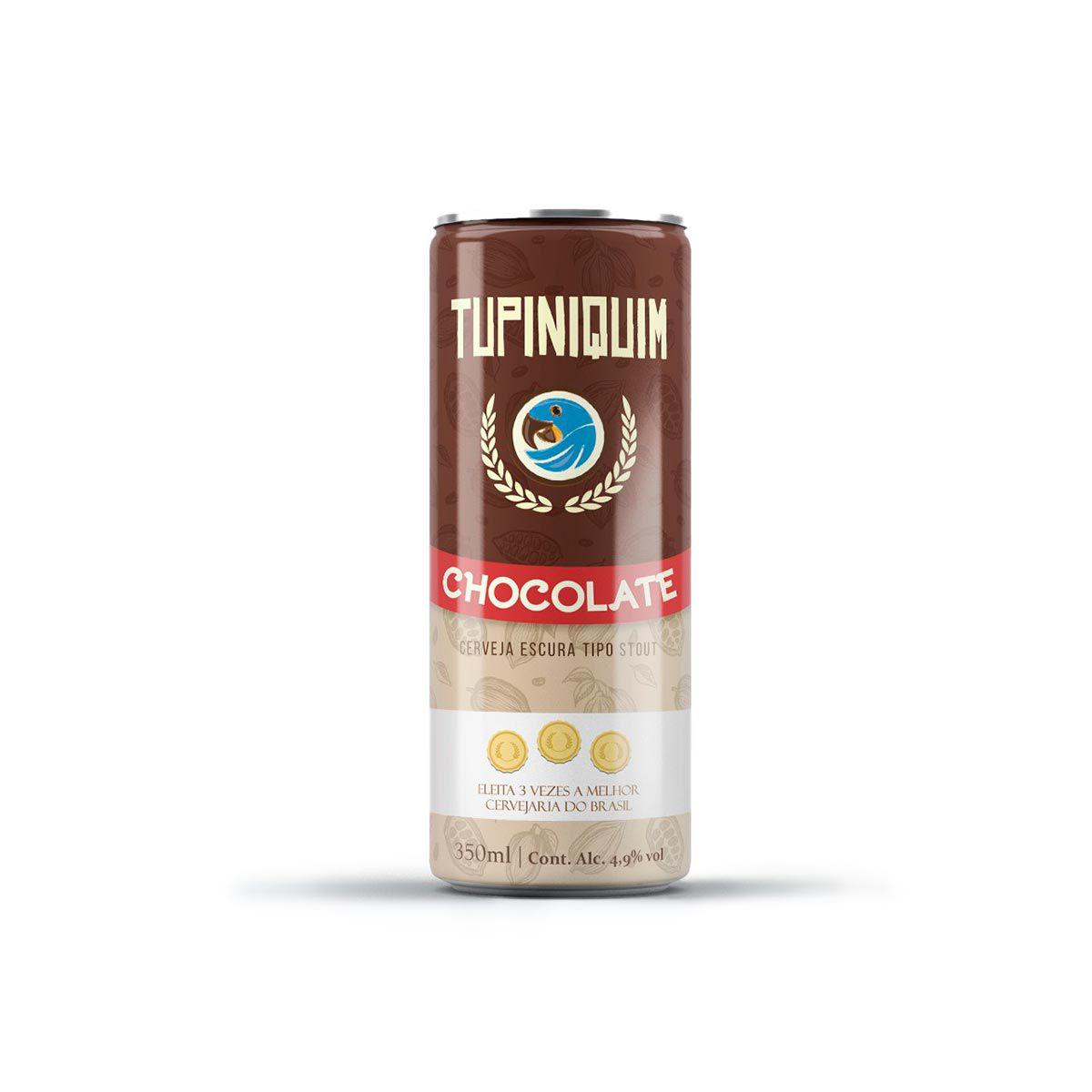Tupiniquim Chocolate Stout 350ml