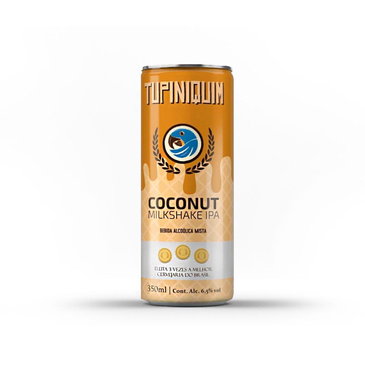 Tupiniquim Coconut Milkshake IPA 350ml