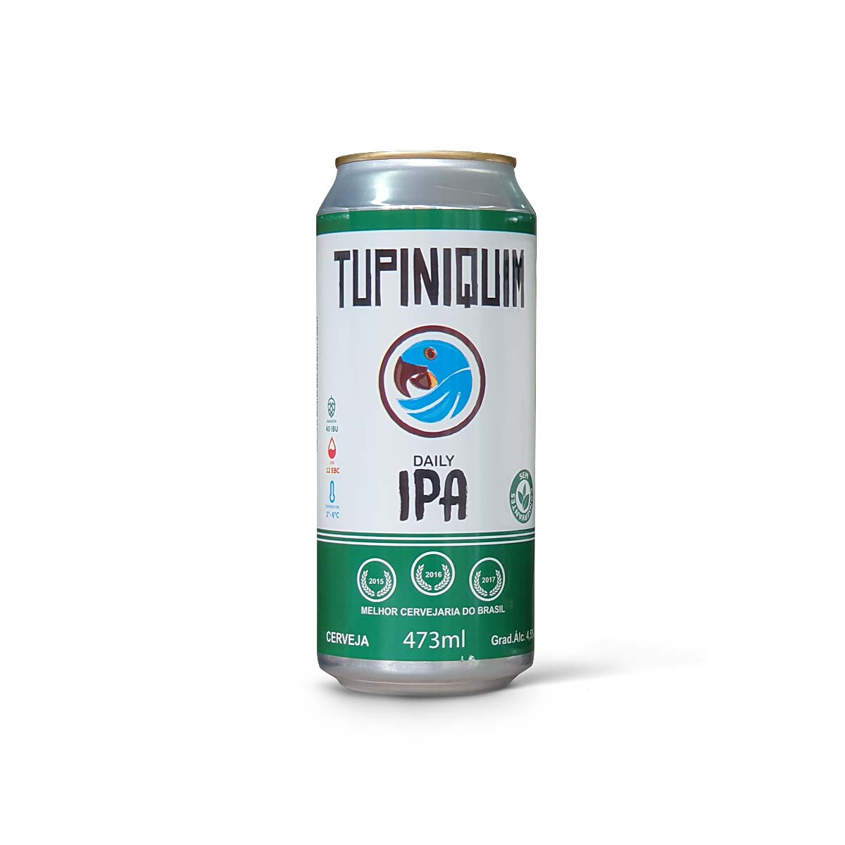 Tupiniquim Daily IPA 473ml lata