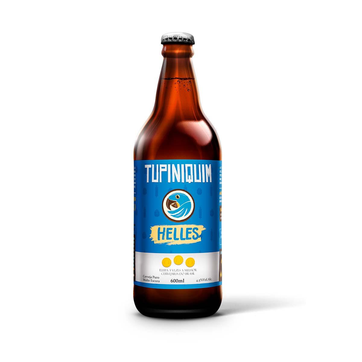 Tupiniquim Helles 600ml