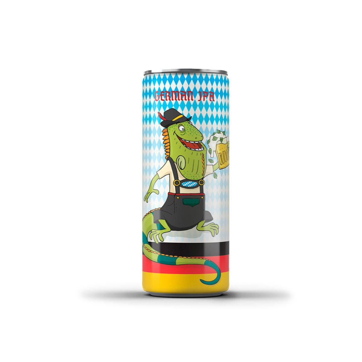 Tupiniquim Ligera German IPA 350ml