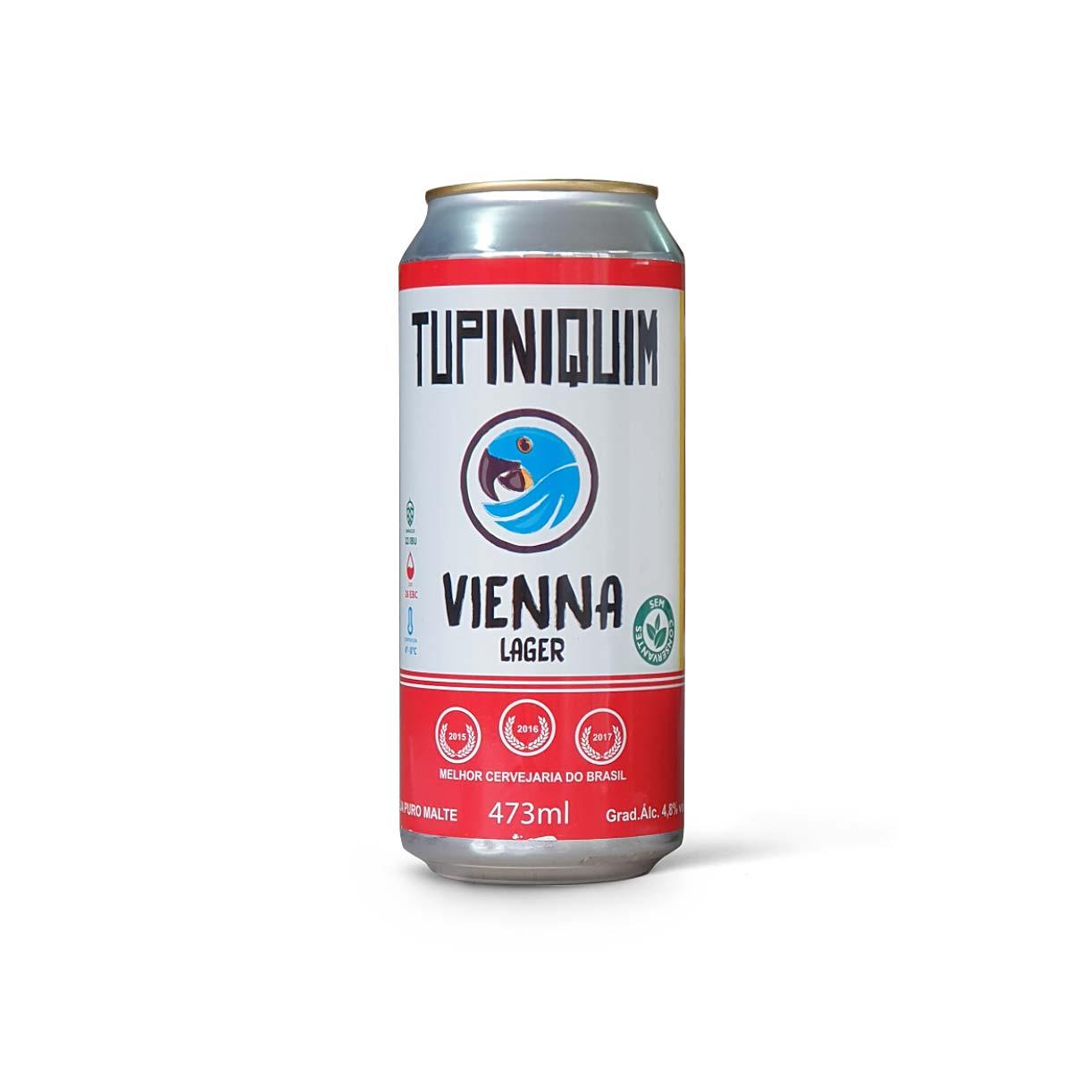 Tupiniquim Vienna Lager 473ml lata