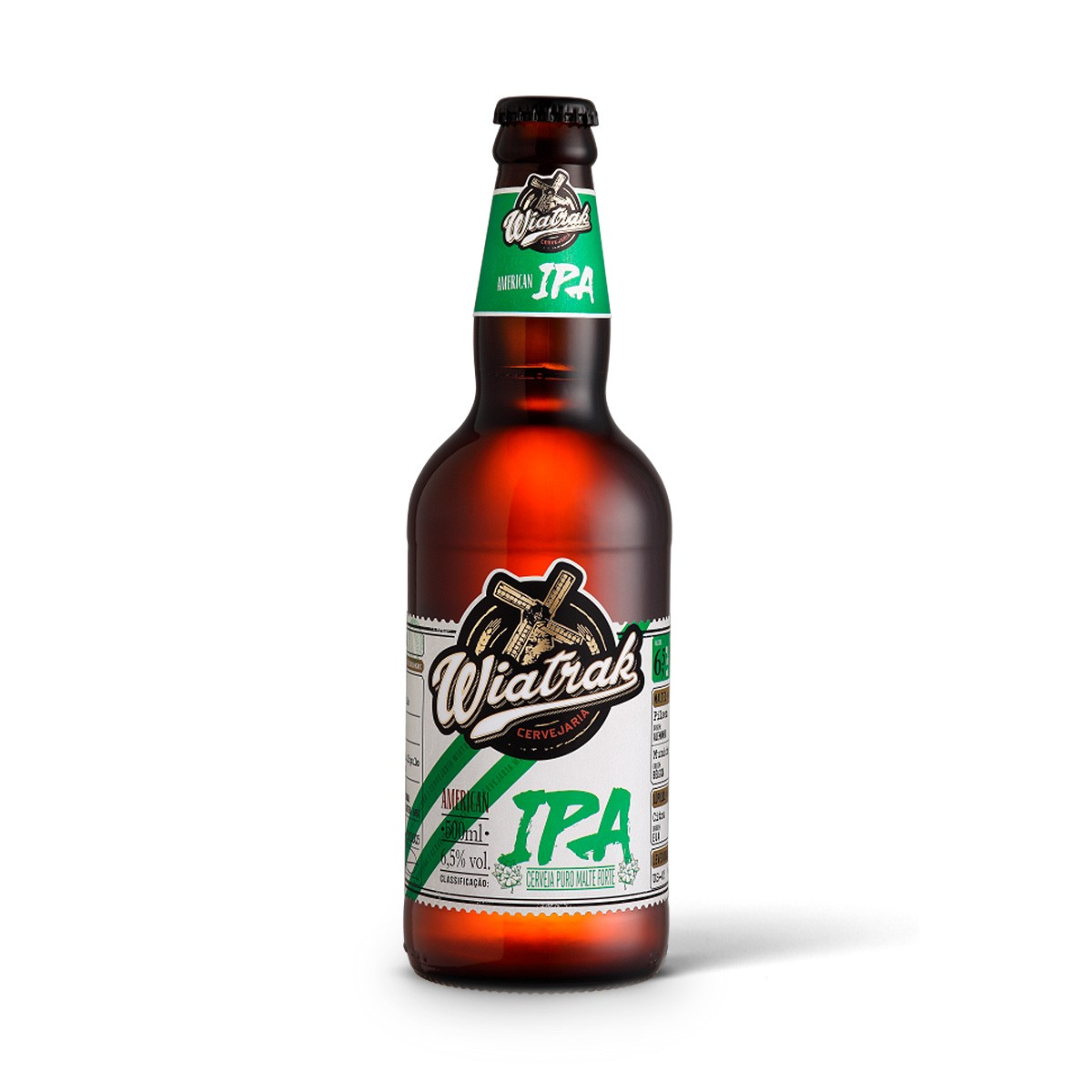 Wiatrak American IPA 500ml
