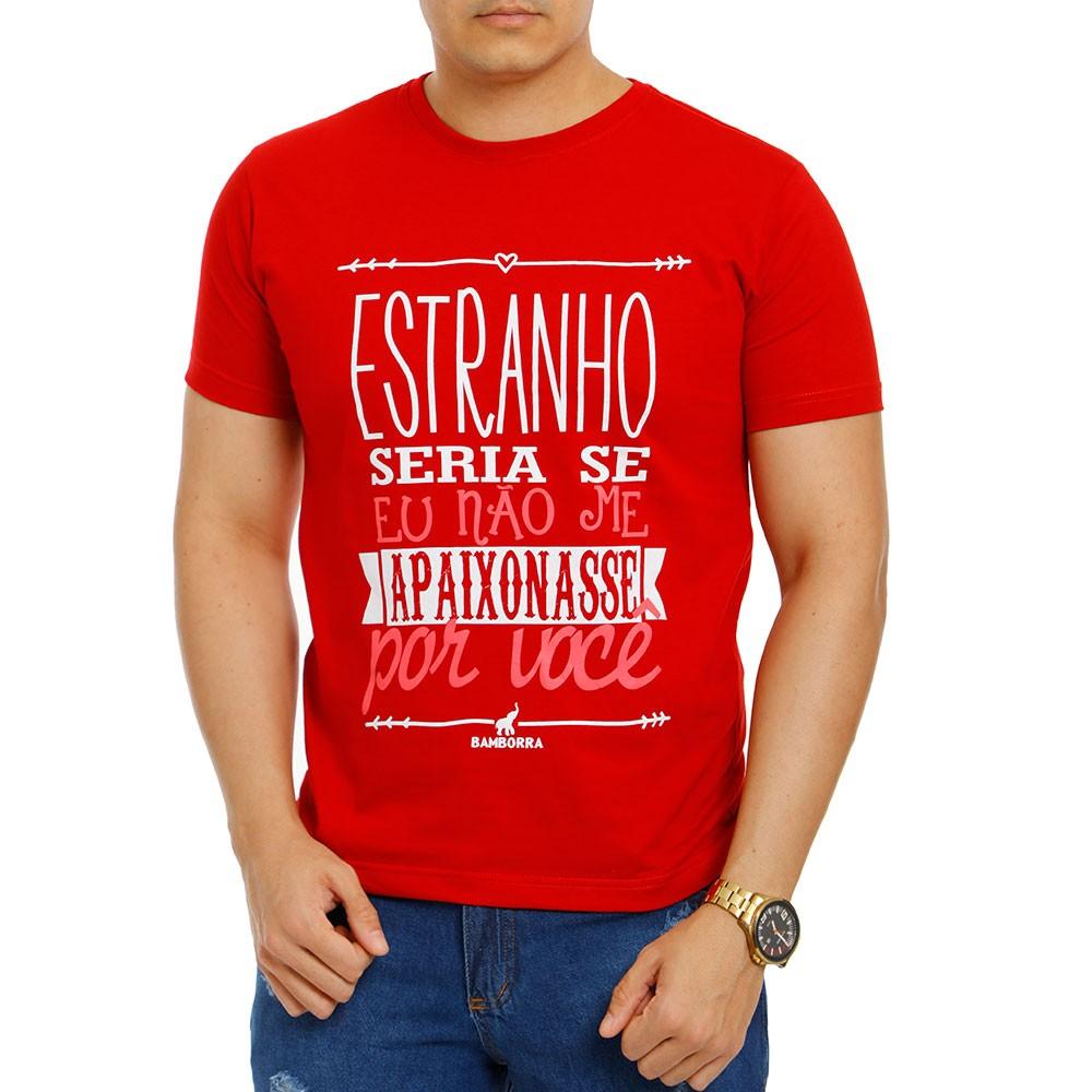 Camiseta Masculina All Star Nando Reis Bamborra