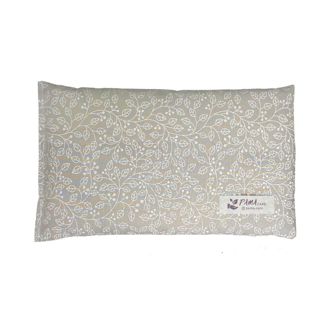 Almofada Térmica de Sementes e Ervas - Essencial Cinza