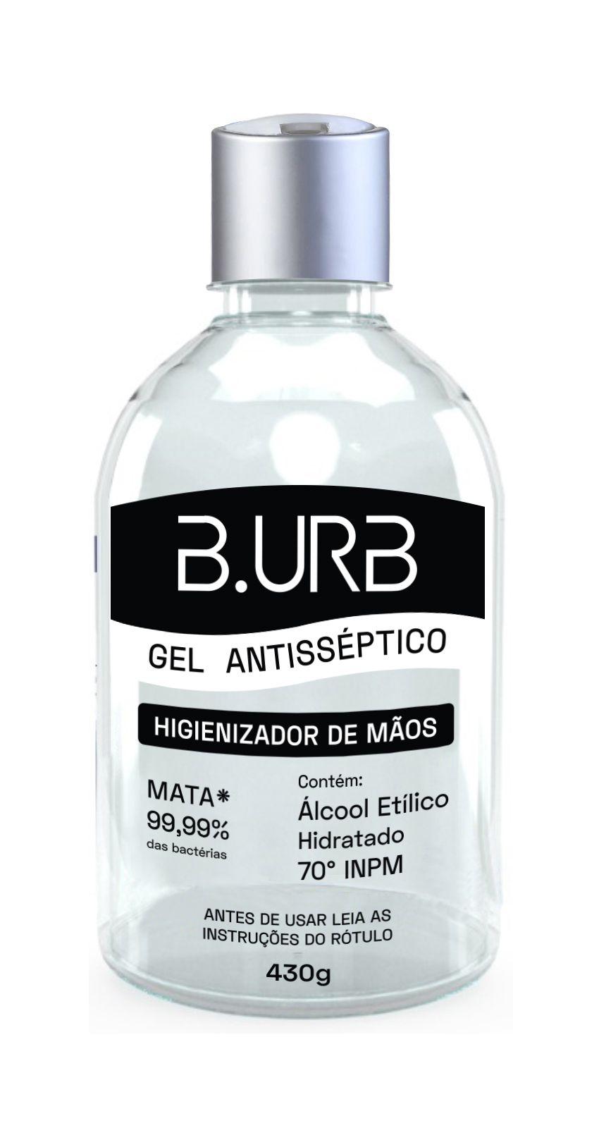 ALCOOL EM GEL 70% NEUTRO B.URB 430G