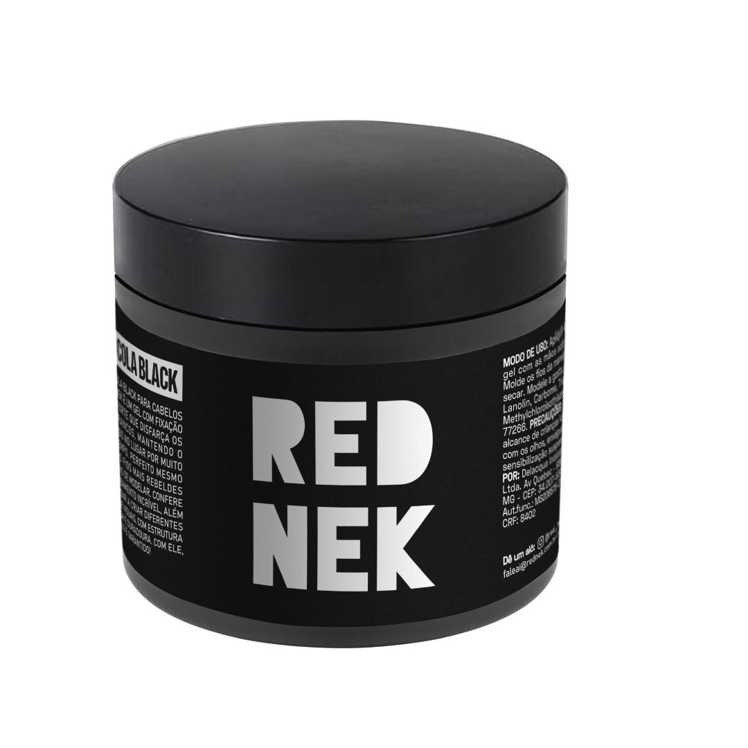 GEL COLA BLACK REDNEK 300G