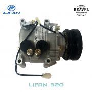 Compressor do Ar Condicionado - Lifan 320