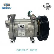 Compressor do Ar Condicionado - Geely GC2