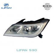 Farol Dianteiro Esquerdo - Lifan 530