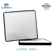 Filtro do Ar Condicionado - Lifan X60