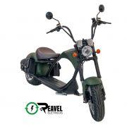 Reavel Elétricos Modelo S1 | 2500W | Verde Fosca